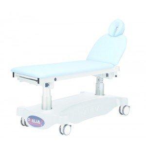 Ovalia V2 Dermatologie - Le divan à télécommande manuelle
