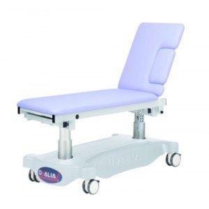Divan Ovalia V2 Cardiologie électrique - Le divan à télécommande manuelle.