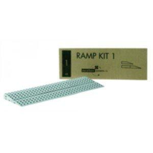 Ramp Kit - Kit n°2 dim. L 51 x l 75 x H 4,5-7,5 cm.