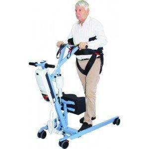 Sangle verticalisateur dorsale et aide à la déambulation - Sangle pour verticalisateur, taille 2XL.
