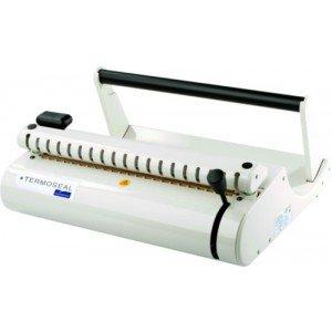 Thermosoudeuse manuelle - Le stéthoscope aluminium coloris blanc.