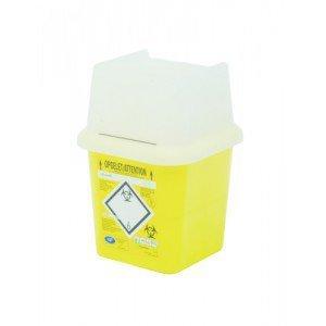 Modèles Sharpsafe™ - Récupérateurs 4 litres avec clapet