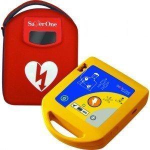 Défibrillateur Saver One - Tarif de location par semaine : 12,60€