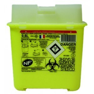 Récupérateurs de déchets Stil'Eco - Le collecteur Essentia + 6,5 L.