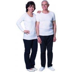 Tee-shirt spécial corset - La capeline.