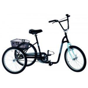 Tricycle Tonicross Plus - Taille 4 surbaissé.