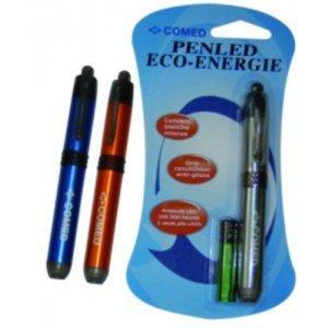 Lampe stylo Penled - La lampe stylo bleue