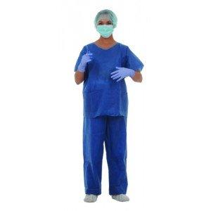Pyjamas - Coloris bleu, taille L