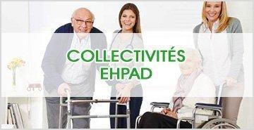 Collectivités et EHPAD
